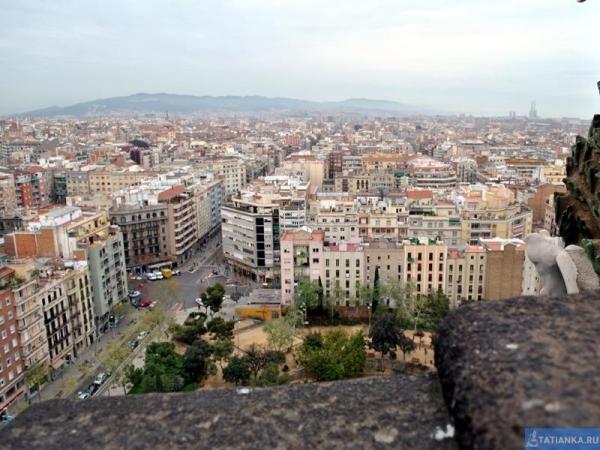 Декоративная Барселона