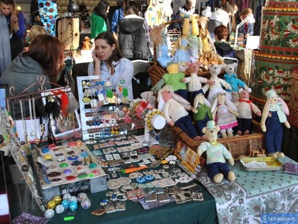 Репортаж: Ярмарка сокровищ и Sunday Up Market
